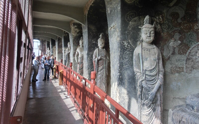 Tianshui History