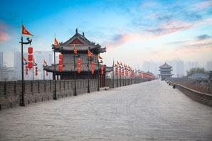 Les remparts de Xi'an