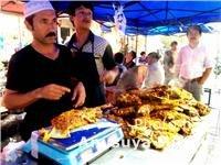 Shanghai's Weekly Muslim Market