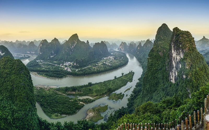Guilin Weather in January