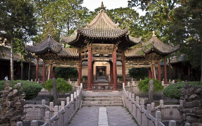 4 Representative Religious Buildings in China