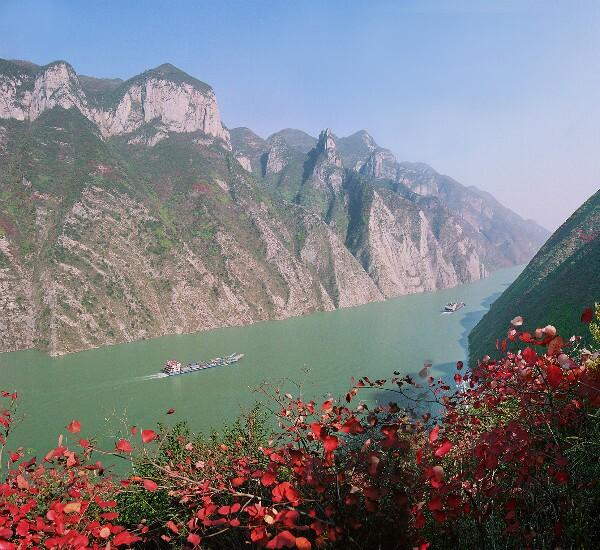 5-Day Chongqing and Yangtze River Cruise Tour