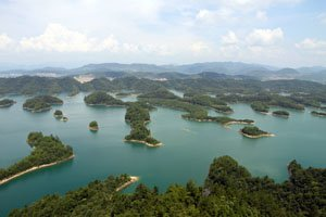 Thousand Islets Lake