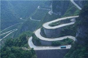 10 Most Amazing Roads in China  with Most Beautiful Views