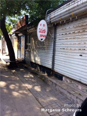Cellar Door bar, Beijing