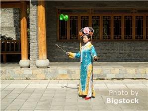 The Qipao, Manchu Clothing