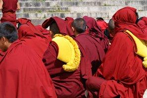 Pèlerins tibétains