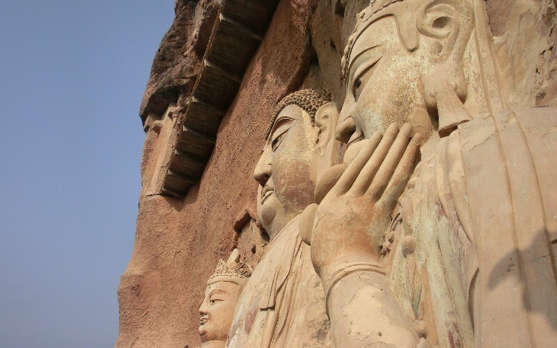 Top 8 Buddhist Caves in China