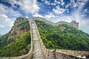 Jinshanling's Great Wall Section — the Most Popular for Hiking