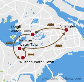 China Watertown Photography Tour From Shanghai