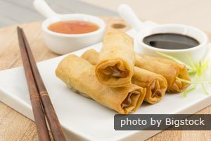 Spring Roll, China