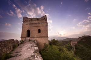 watchtower at jinshanling