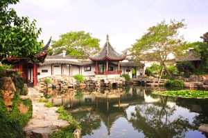 Visit classic gardens in Suzhou with China Highlights