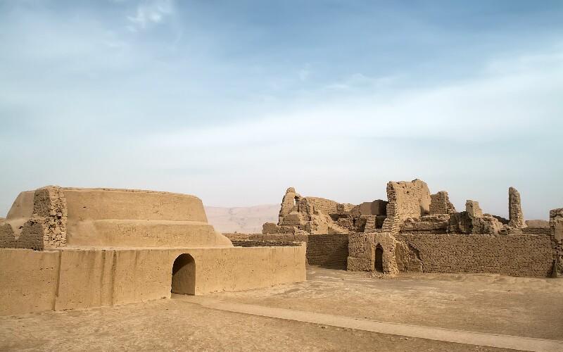 Gaochang Ruins, Turpan