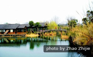 Hangzhou Xixi National Wetland Park