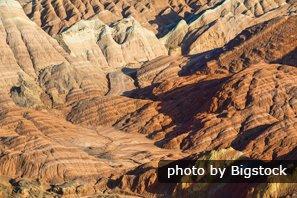 Zhangye Danxia Landscape