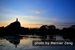 Chuanshan Sunrise