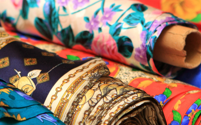 Chinese Silk — Silk History, Production, and Products