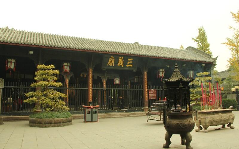 Zhuge Liang (181-234)