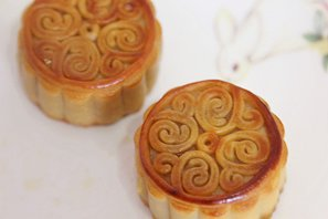 snow skin mooncakes