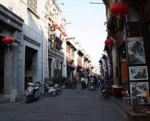 Tunxi Old Street