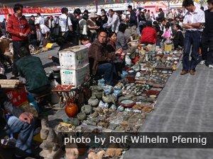 Panjiayuan antiques market