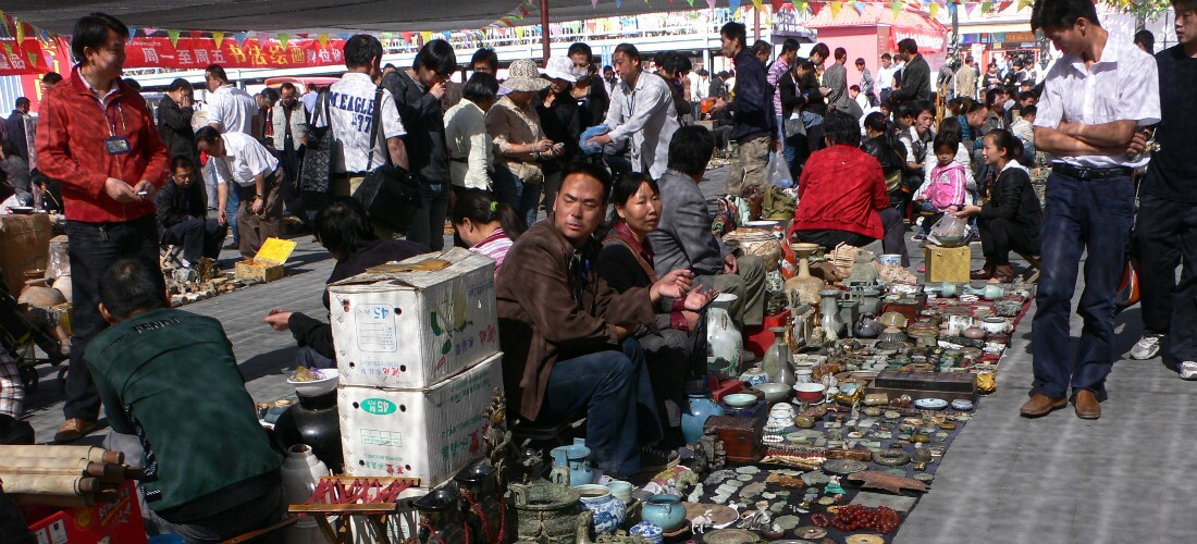 Beijing Ghost Markets