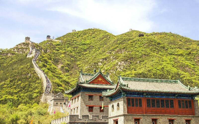 The Great Wall of the Northern Qi Dynasty