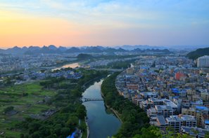 China's Top Scenic Cities