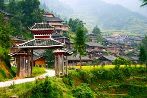 Guizhou enjoys a cool climate