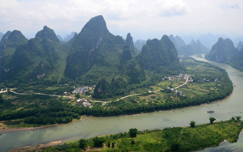 Xianggong Hill - a Must-See for Photography Lovers