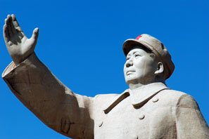 Mao Zedong's image is respected