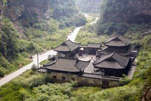 Wulong Karst landscape