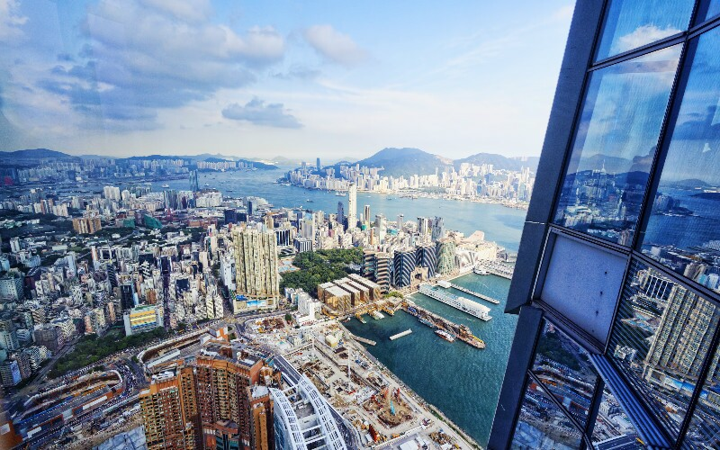 Senior Travel in Hong Kong