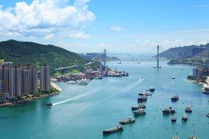 Transport and Time by Land/Sea  from Shenzhen/Guangzhou/Zhuhai to Hong Kong/Macau