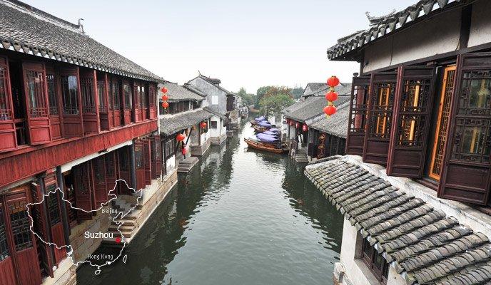 Water Town, Suzhou