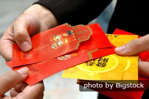 chinese lucky money - Chinese New Year Red Envelope