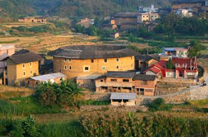 earthen buildings