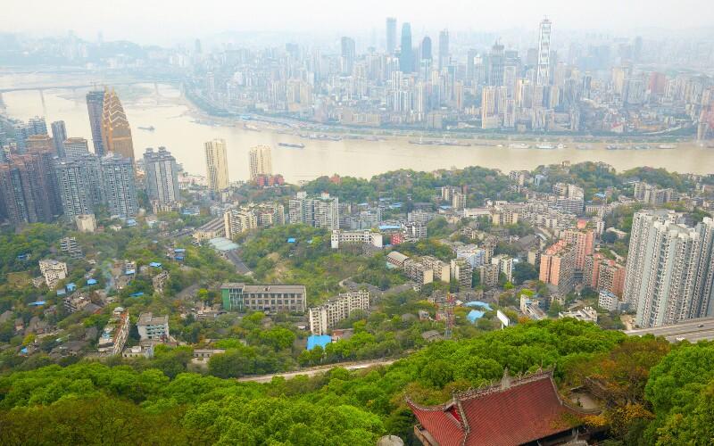 Chongqing Weather in February, Chongqing Temperature in February
