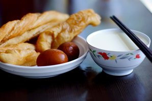 Soy Milk and Youtiao