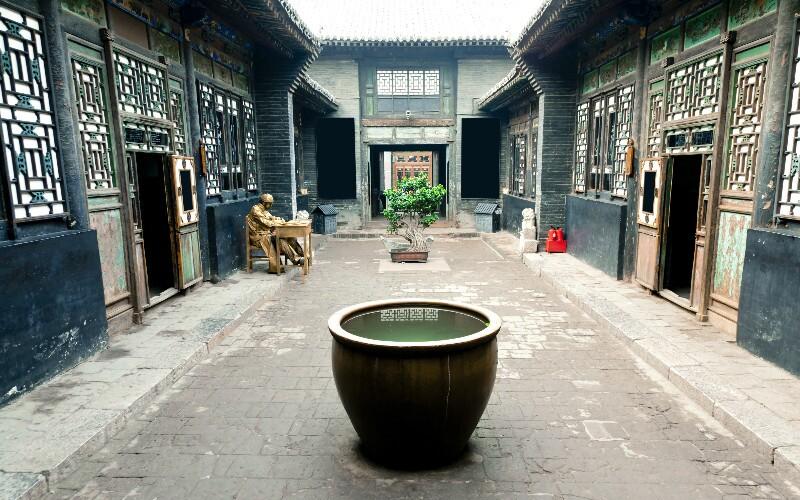Siheyuan - Chinese Courtyards