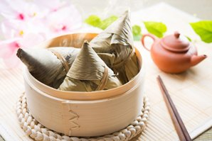 Triangular-Pyramid-shape Zongzi