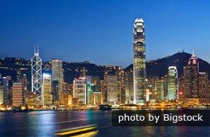 HK IFC Tower