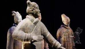 Take a close look at the Terracotta Army.