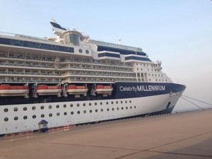 Tianjin Port/Cruise Terminal to Beijing