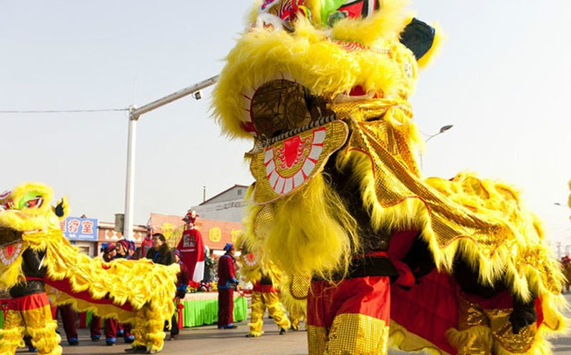 Chinese New Year in London (2021): Chinatown Celebrates
