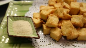 try out different types of tofu in the Tofu Feast