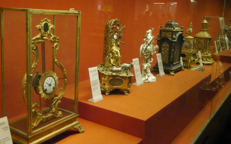 The Hall of Clocks and Watches