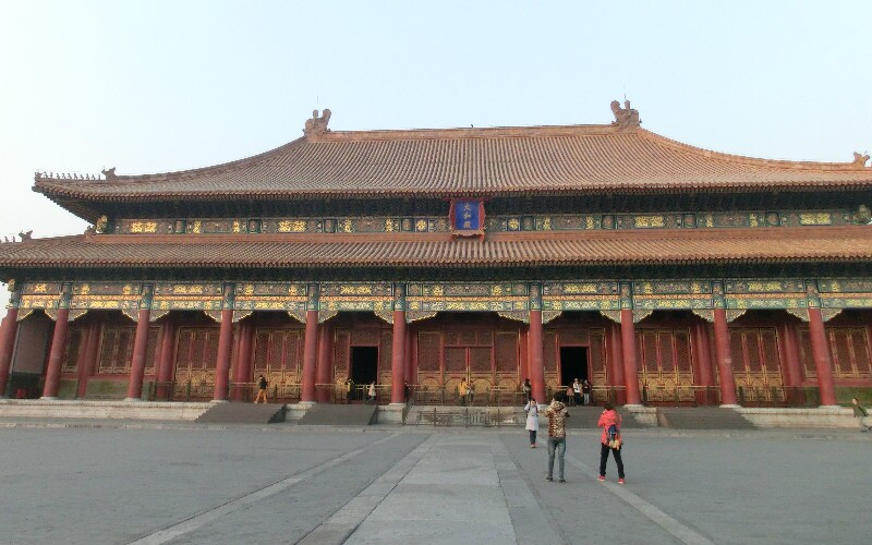 Hall of Supreme Harmony(Taihe Hall)