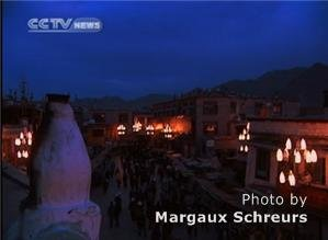Barkhor Street on CCTV's Famous Streets of China